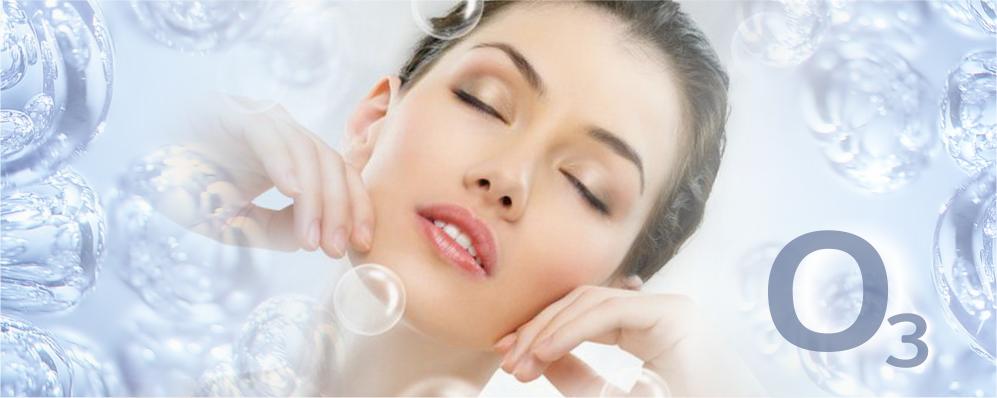 Озонотерапия в косметологии
